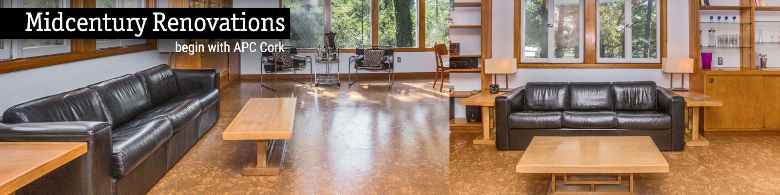 Apc Cork Flooring Floating Floors
